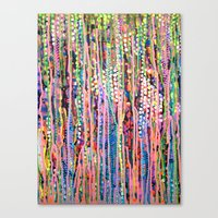 data Canvas Prints featuring Data by Katie Troisi