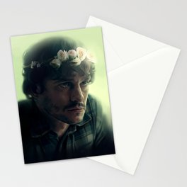 Will Graham - Flower Crown Stationery Cards