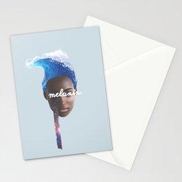 Melanin // Dark Matter Stationery Cards