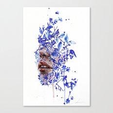 Garden VII Canvas Print