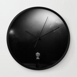 Hollywood Nights Wall Clock