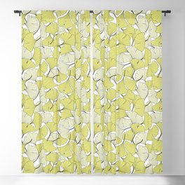 ginkgo leaves (special edition) Blackout Curtain