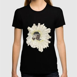 Citrine White Floral T-shirt