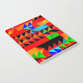 Aztec Pyramid Inspired Design Notebook