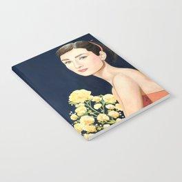 les temps doux  Audrey Notebook