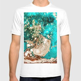 Resin Obsession #society6 #decor #buyart T-shirt