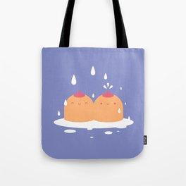 Milk Duds Tote Bag
