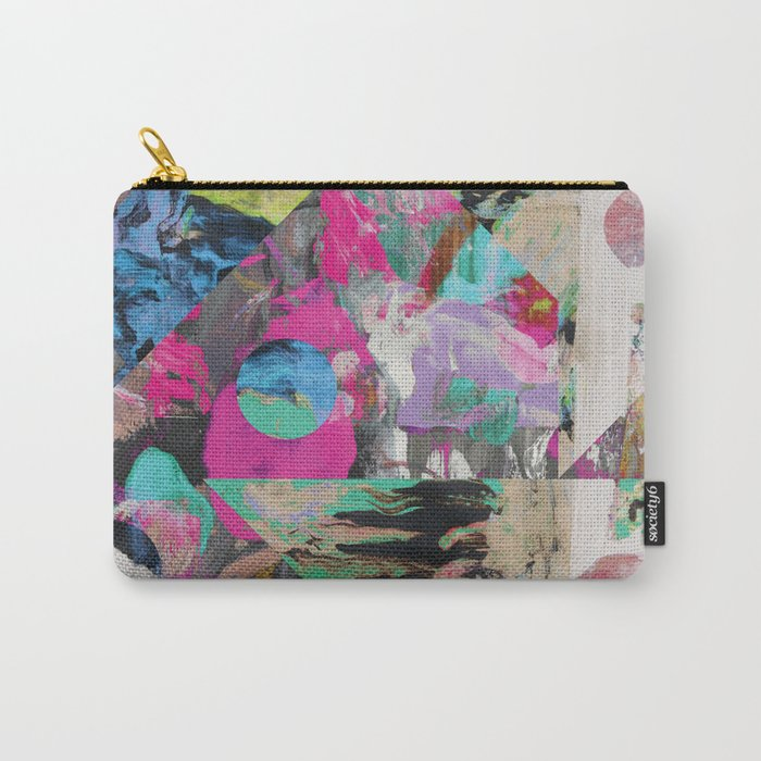 Big Empty Carry-All Pouch by tbraunstudio | Society6