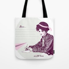 Lady Jane Tote Bag