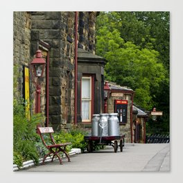 Goathland Station Canvas Print