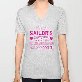 Sailor's Wife Unisex V-Neck