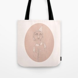 Dunce Tote Bag