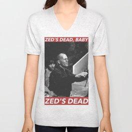 ZED'S DEAD Unisex V-Neck