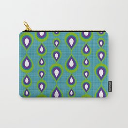peacock mod drops Carry-All Pouch