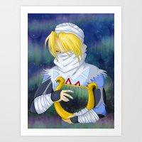Sheik Art Print