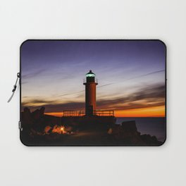 Will you be my light in dark ? Laptop Sleeve