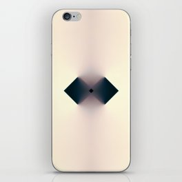Two Means One iPhone Skin