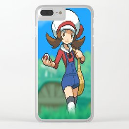 Lyra Clear iPhone Case