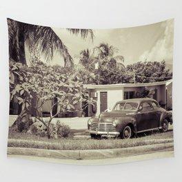 1941 Chrysler Wall Tapestry