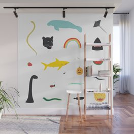 Great Gathering Wall Mural
