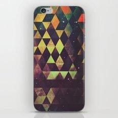 yrgyle nyyt iPhone & iPod Skin