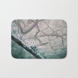 Spider Tree Bath Mat