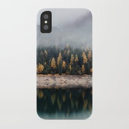 Into the Pines iPhone Case