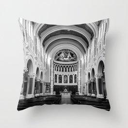 St. Peter & Pauls Throw Pillow