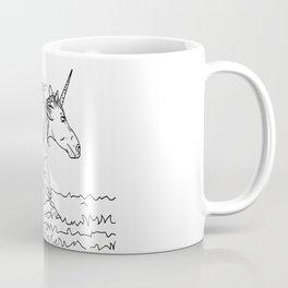 Mare and Foal Mythos Coffee Mug
