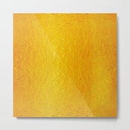 Gold Foil Background 06 Metal Print