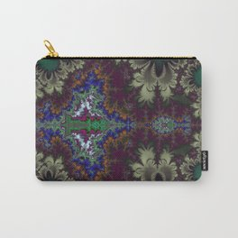 Fractal Stingray Carry-All Pouch