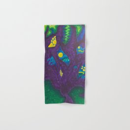 Monsters On My Mind Hand & Bath Towel