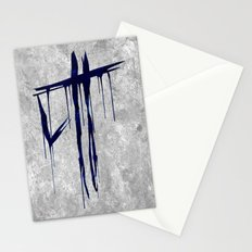 The Last Of Us Hunters (Blue) Stationery Cards