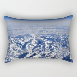 Earth I Rectangular Pillow
