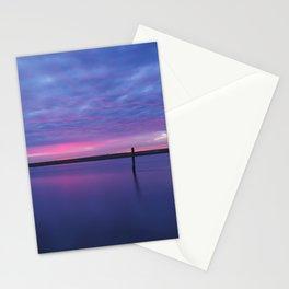Colorful Sunrise Stationery Cards