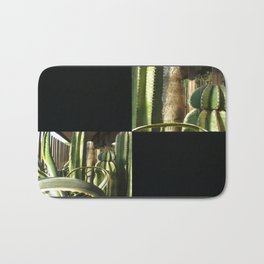 Cactus Garden Blank Q2F0 Bath Mat