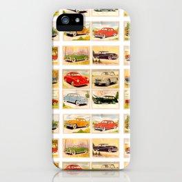 Vintage Rides iPhone Case