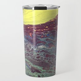 COSMIC DUST POUR Travel Mug