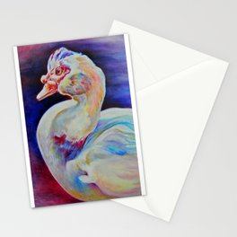 Muscovy (version 2) (*Koinonia*) Stationery Cards