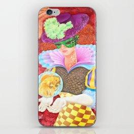 Pez Hembra, Alex Chinea Pena iPhone Skin