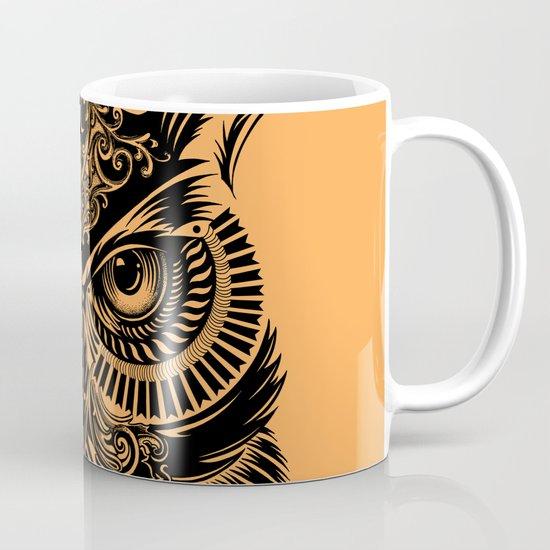 Warrior Owl 2 Mug