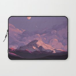Mt Rainier Laptop Sleeve