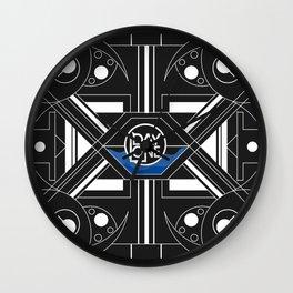 Tech on dayone Wall Clock