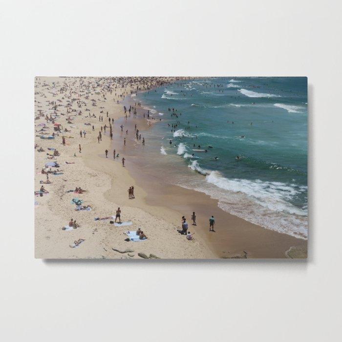 Bondi Beach Metal Print