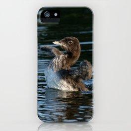 I need a hug iPhone Case