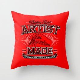 Artist Made Throw Pillow