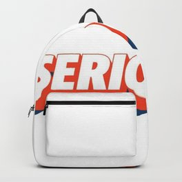 Seriously Backpack