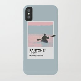 Pantone Series – Paddle iPhone Case