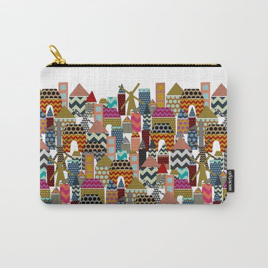 geo town Carry-All Pouch