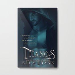 Thanos METAL Metal Print